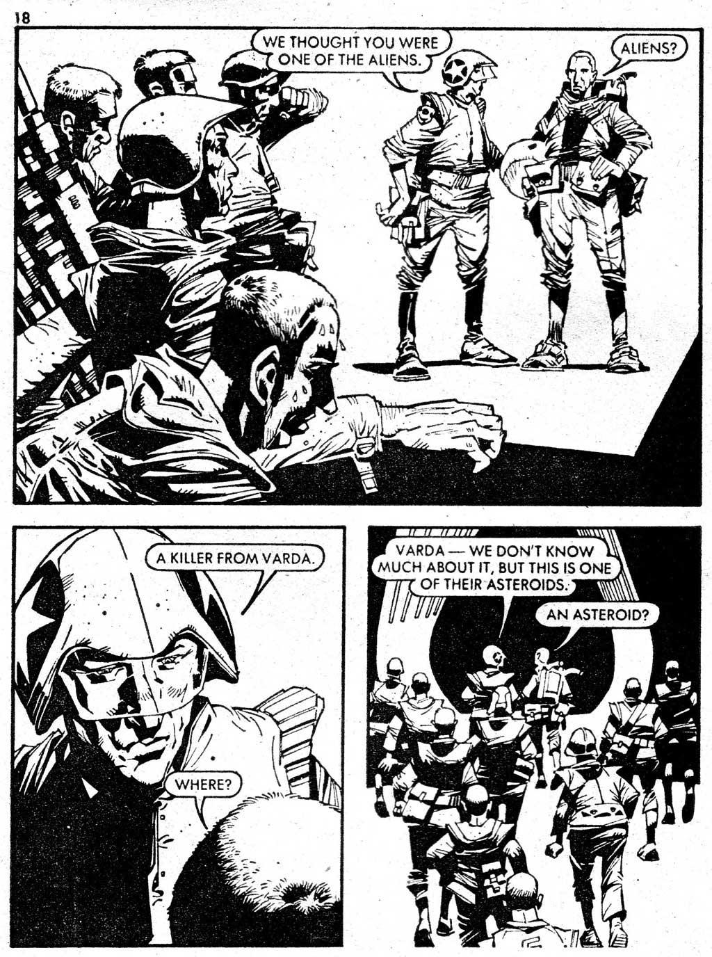 Starblazer issue 71 - Page 18