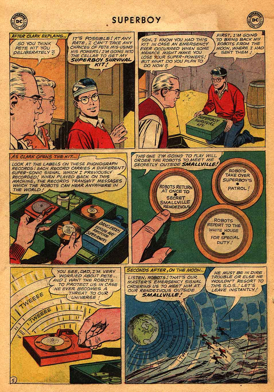 Superboy (1949) issue 96 - Page 19