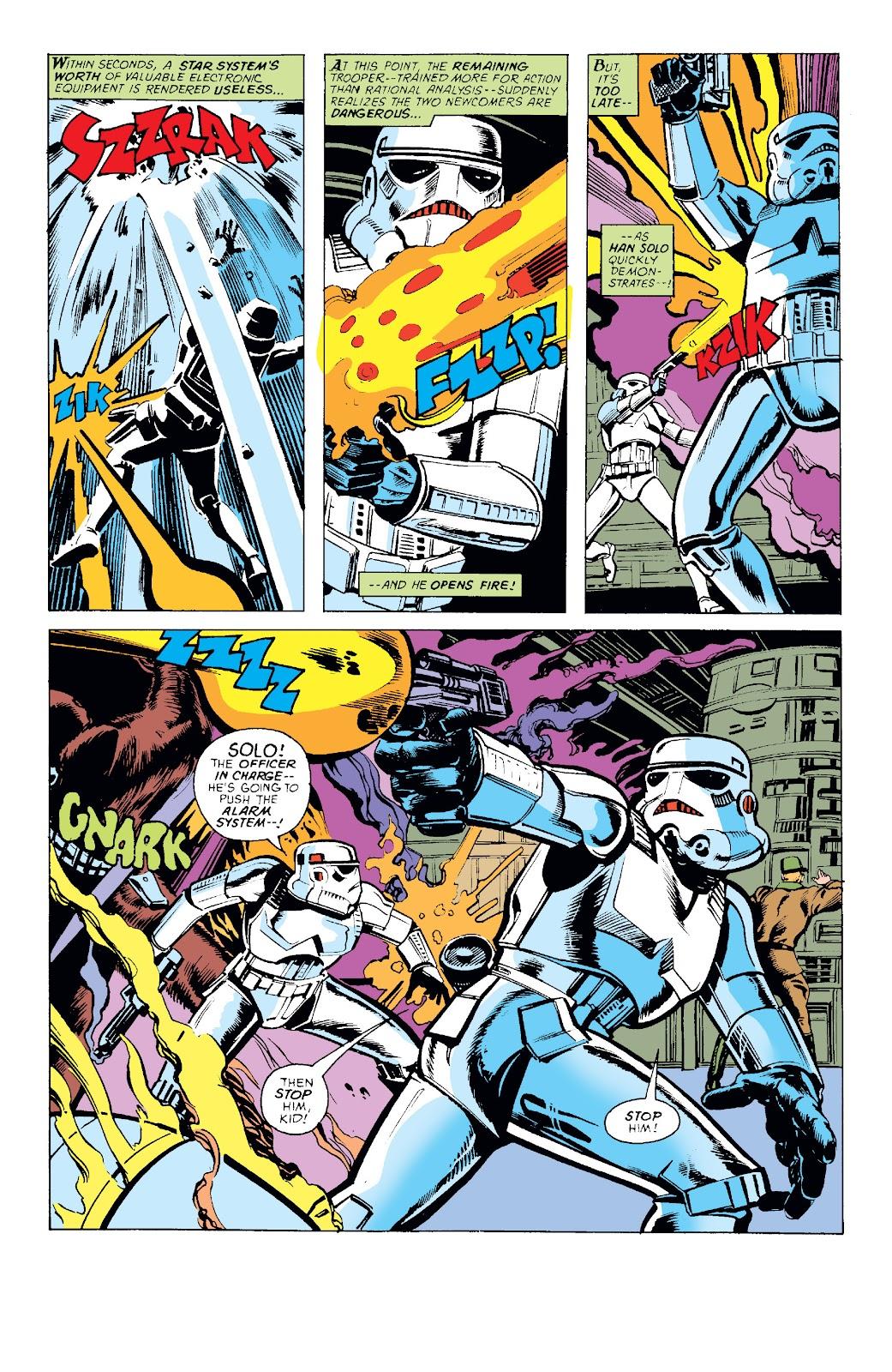 Star Wars (1977) Issue #3 #6 - English 16