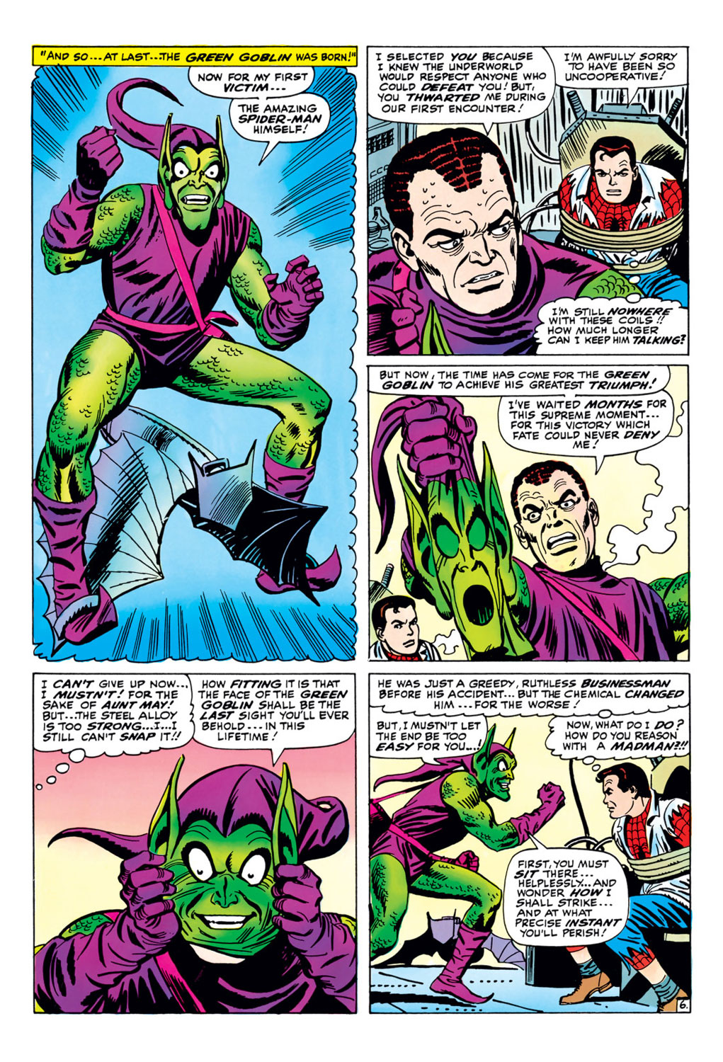 The Amazing Spider-Man (1963) 40 Page 6