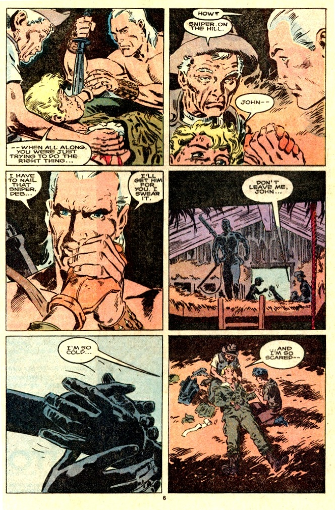 Read online Nth Man the Ultimate Ninja comic -  Issue #7 - 6