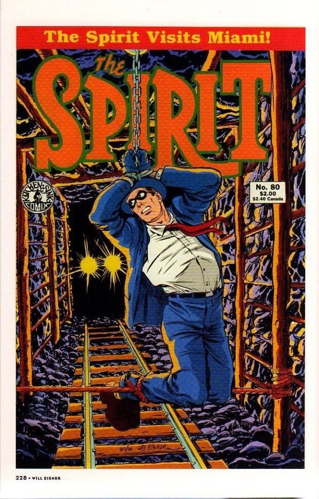 Read online Will Eisner's The Spirit Archives comic -  Issue # TPB 26 (Part 3) - 35