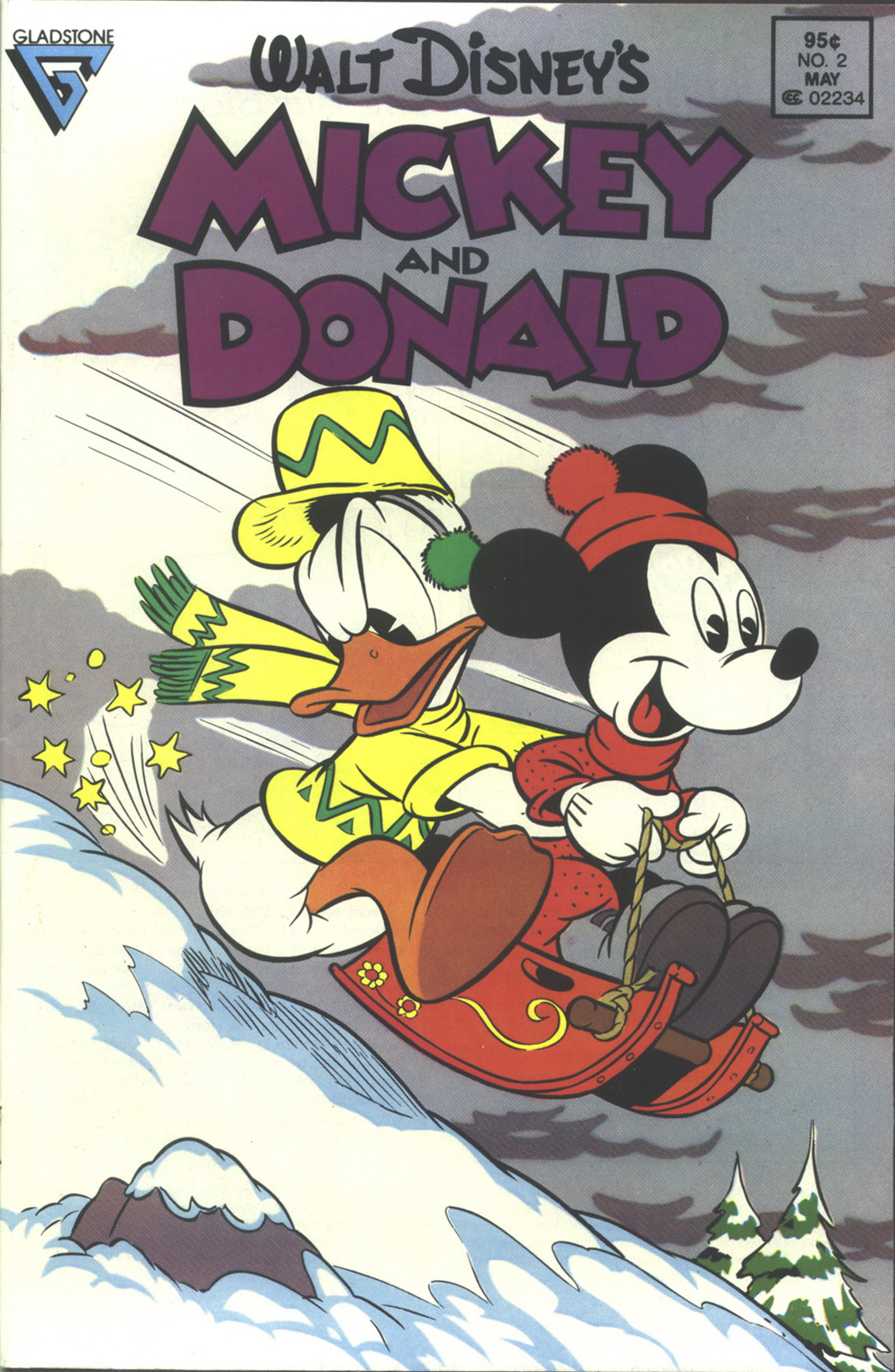 Walt Disneys Mickey and Donald issue 2 - Page 1