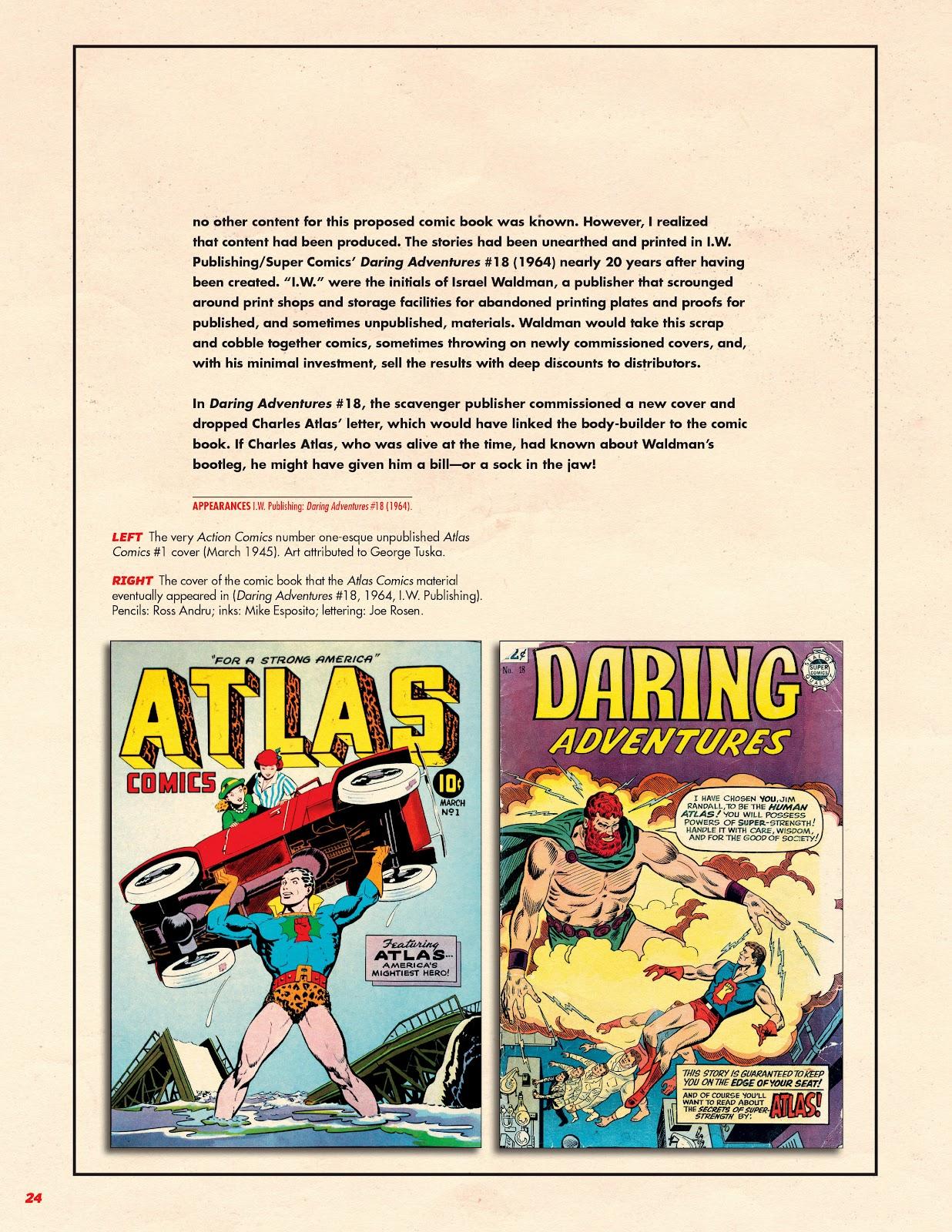 Read online Super Weird Heroes comic -  Issue # TPB 1 (Part 1) - 23