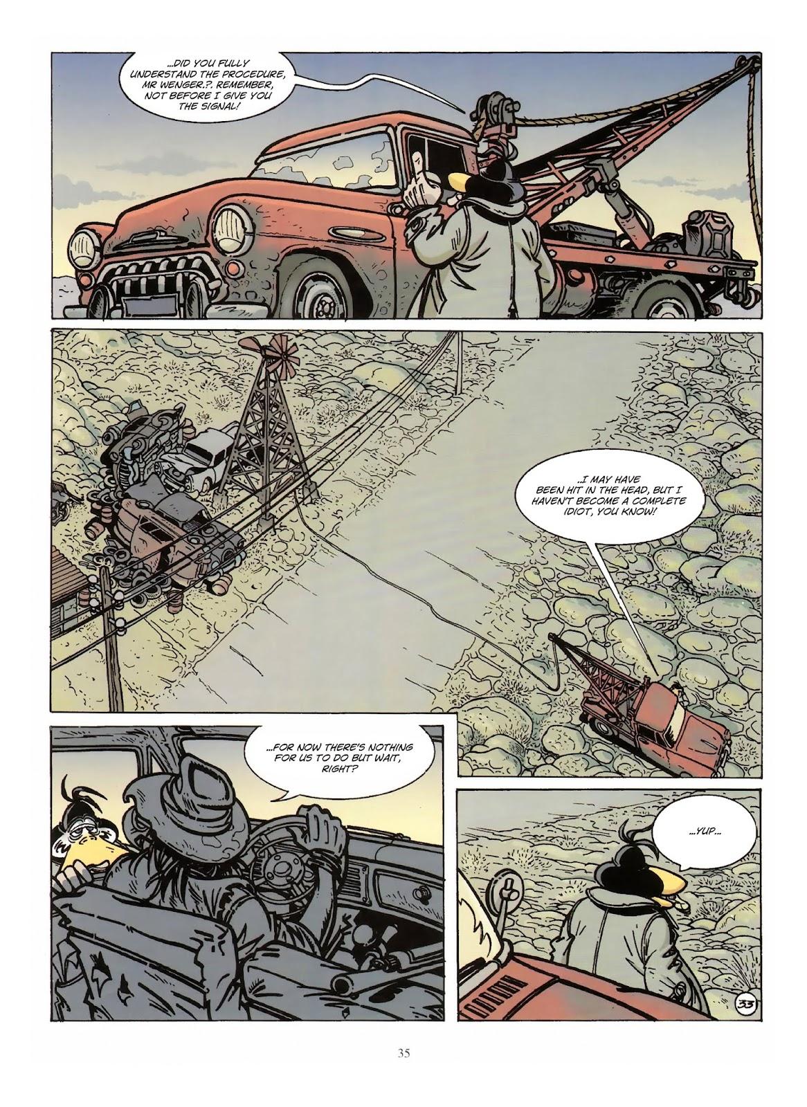 Une enquête de l'inspecteur Canardo issue 10 - Page 36