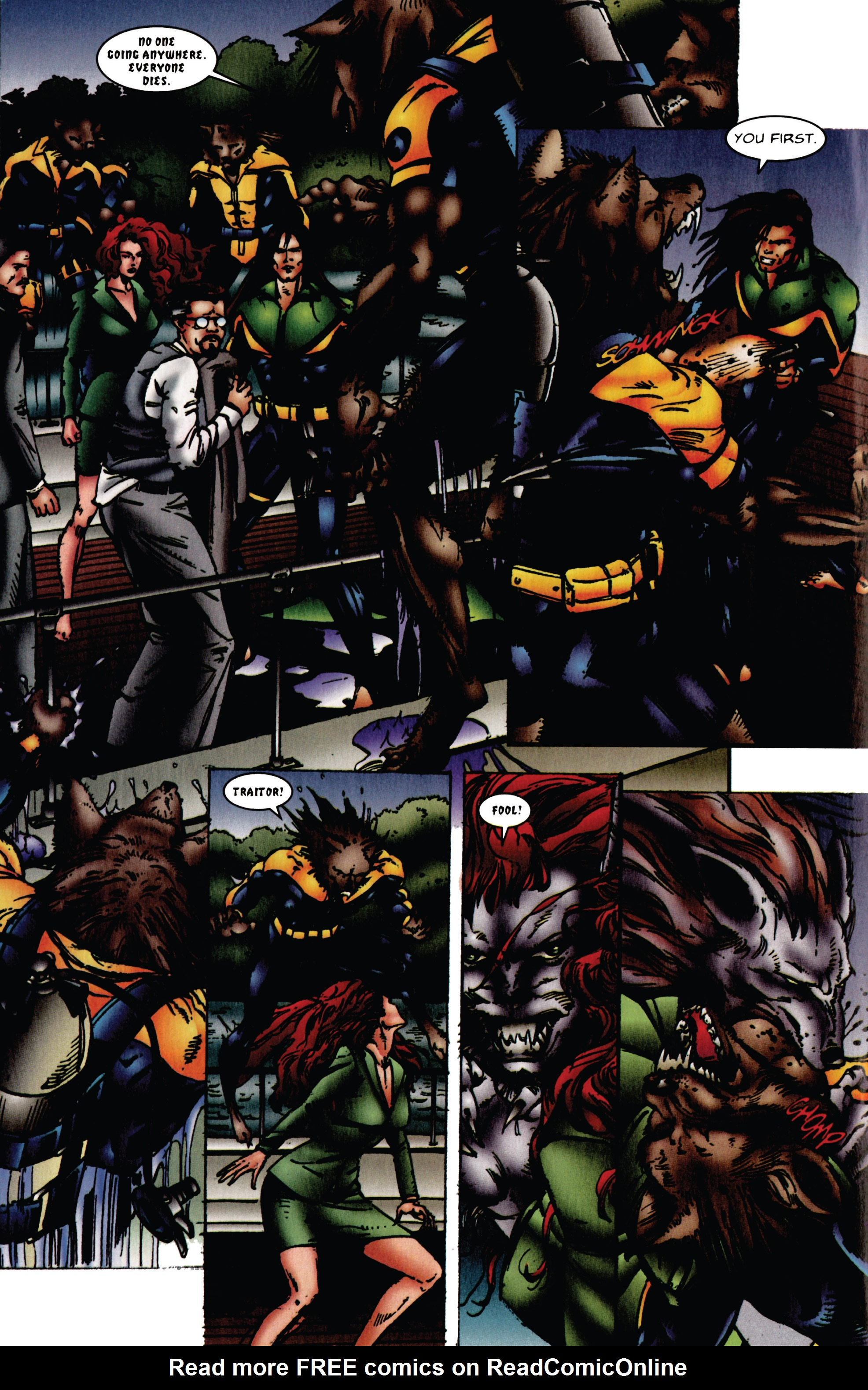 Read online Eternal Warrior (1992) comic -  Issue #46 - 17