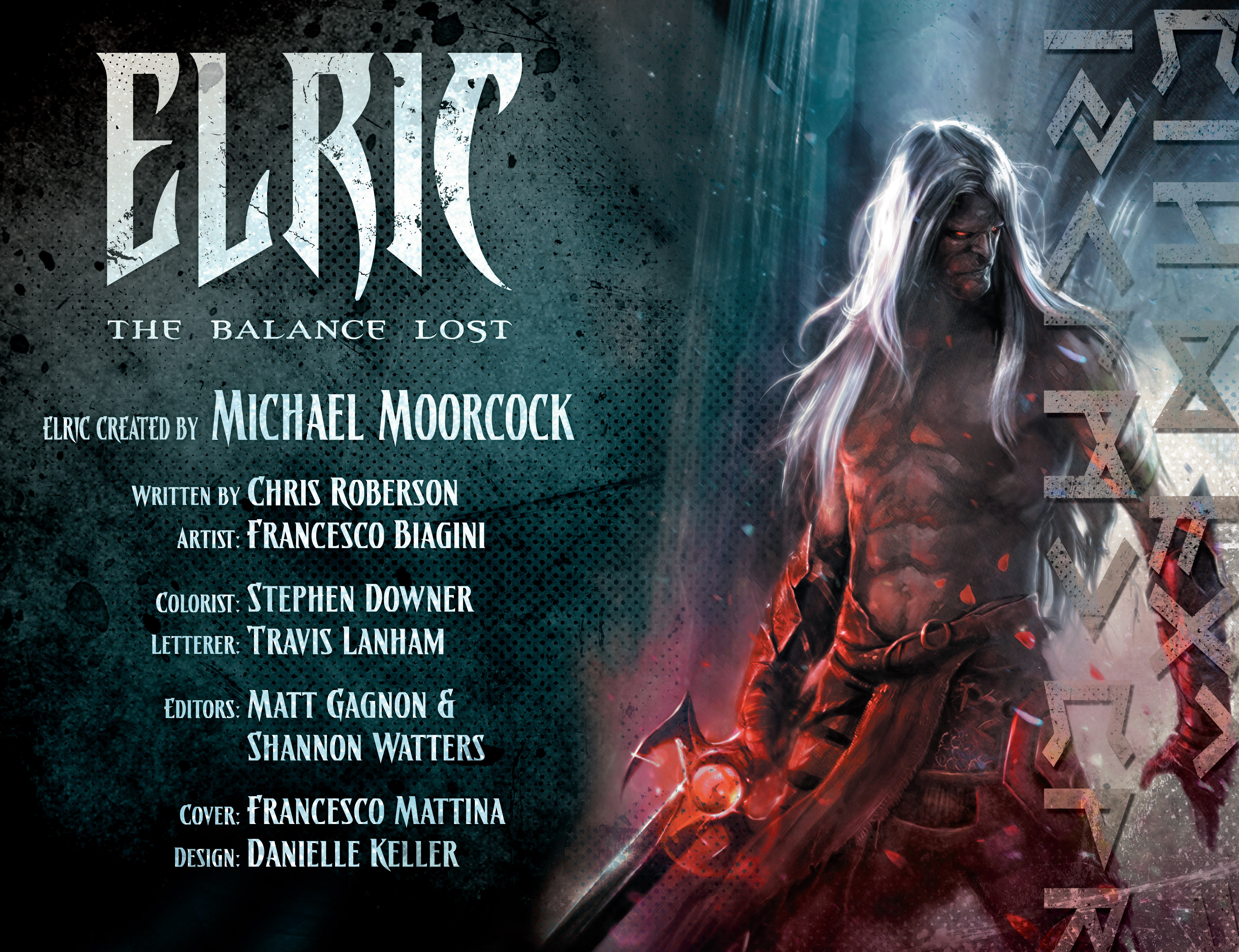 Read online Elric: The Balance Lost comic -  Issue # TPB 2 - 4