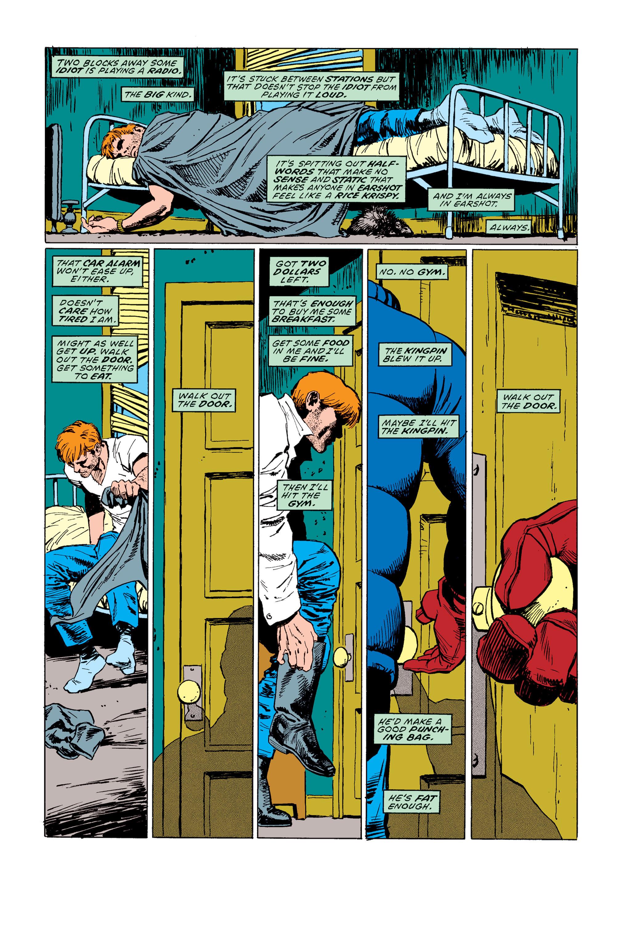 Read online Daredevil: Born Again comic -  Issue # Full - 59