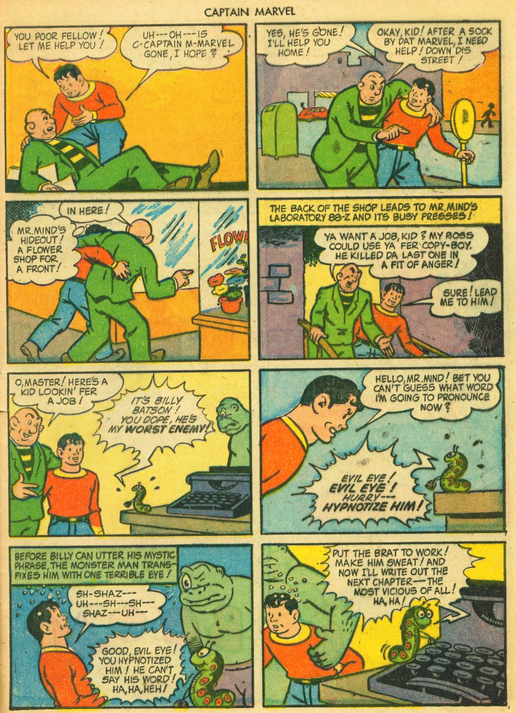 Captain Marvel Adventures issue 41 - Page 45