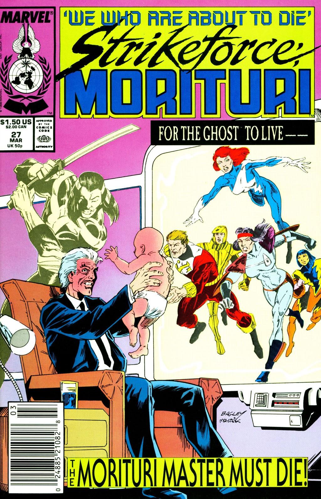 Strikeforce: Morituri 27 Page 1