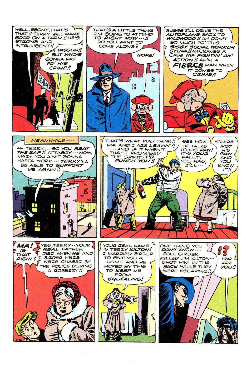 Read online Will Eisner's The Spirit Archives comic -  Issue # TPB 3 (Part 2) - 73