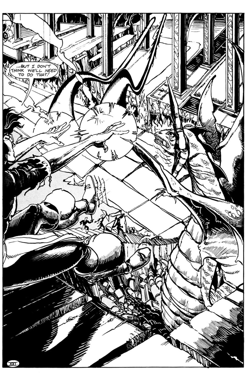 The Realm (1986) issue 18 - Page 23