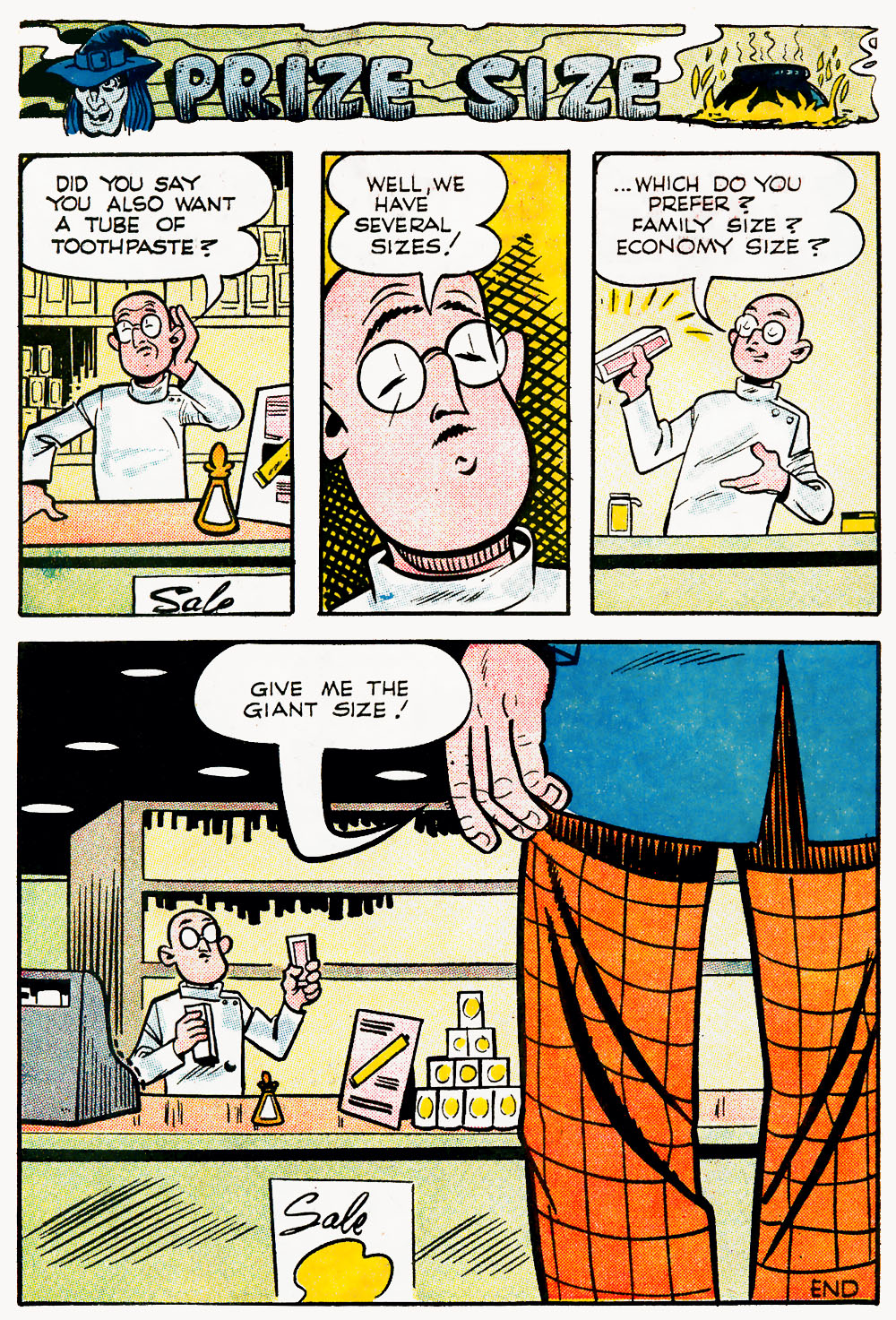 Archie's Madhouse issue 24 - Page 21