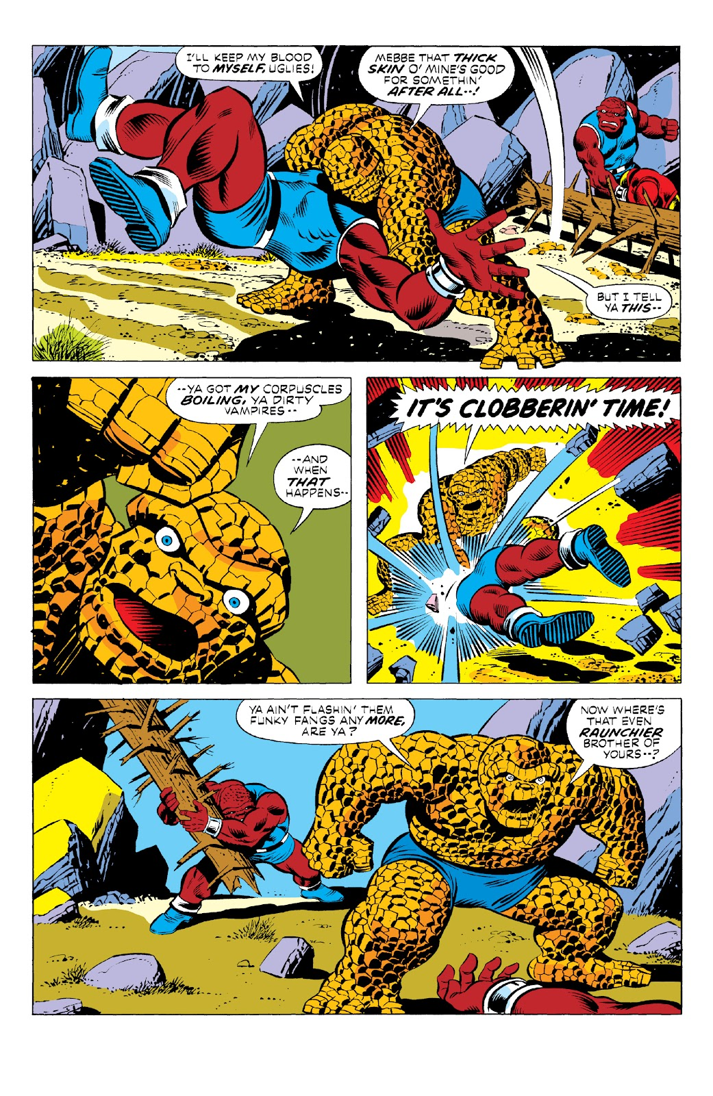 Read online Marvel Two-In-One Epic Collection: Cry Monster comic -  Issue # TPB (Part 1) - 37