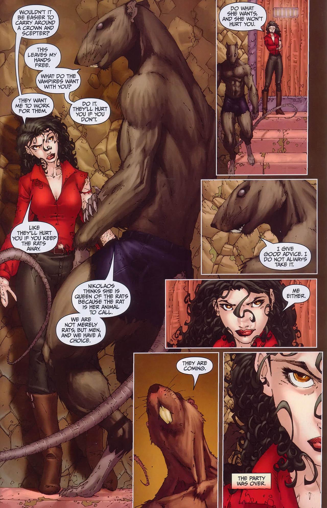 Read online Anita Blake, Vampire Hunter: Guilty Pleasures comic -  Issue #3 - 6
