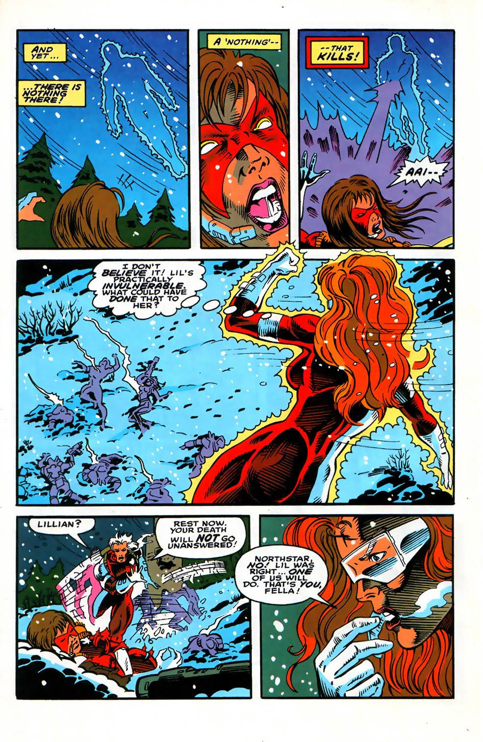 Alpha Flight (1983) issue 128 - Page 16