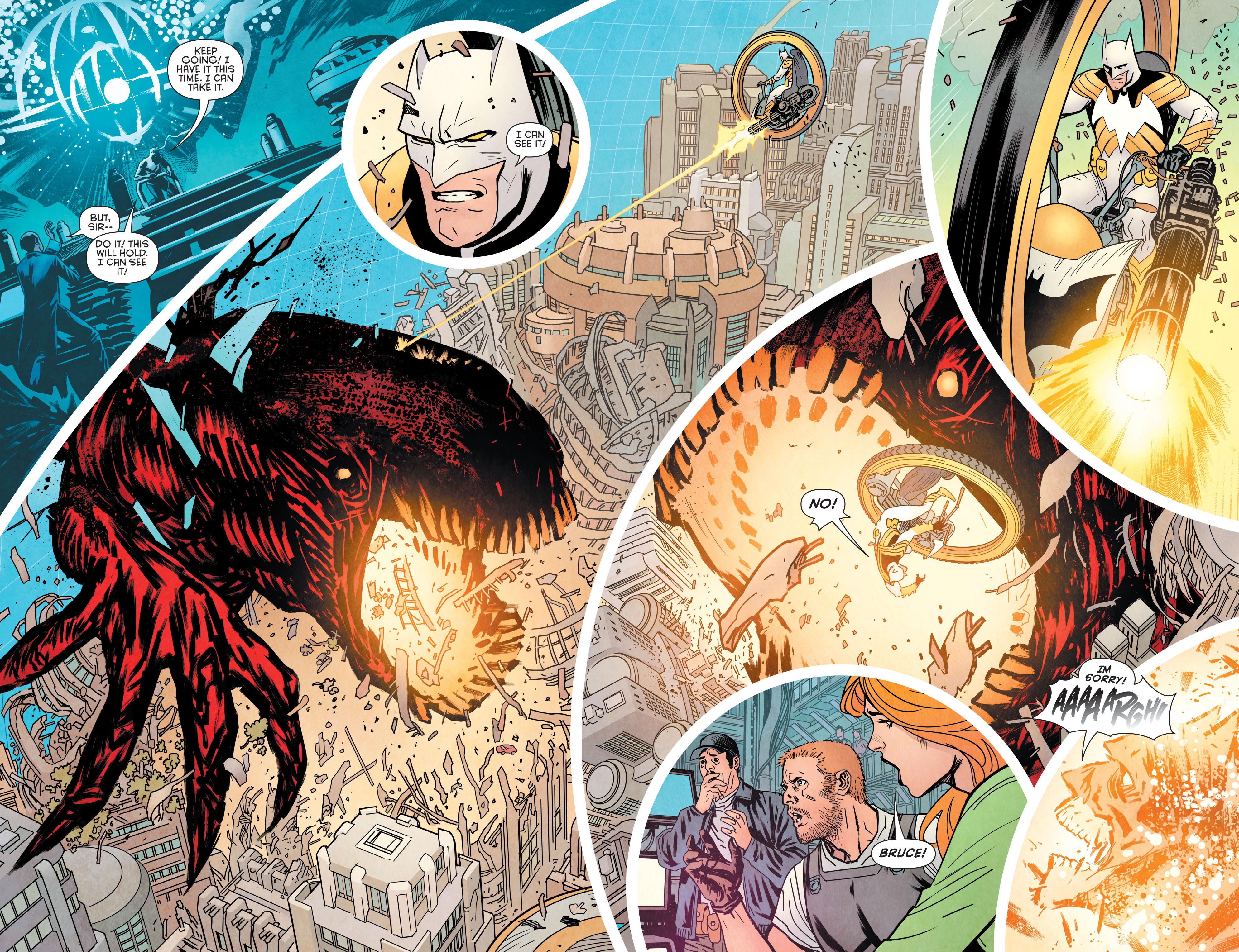 Read online Batman (2011) comic -  Issue # _TPB 9 - 86