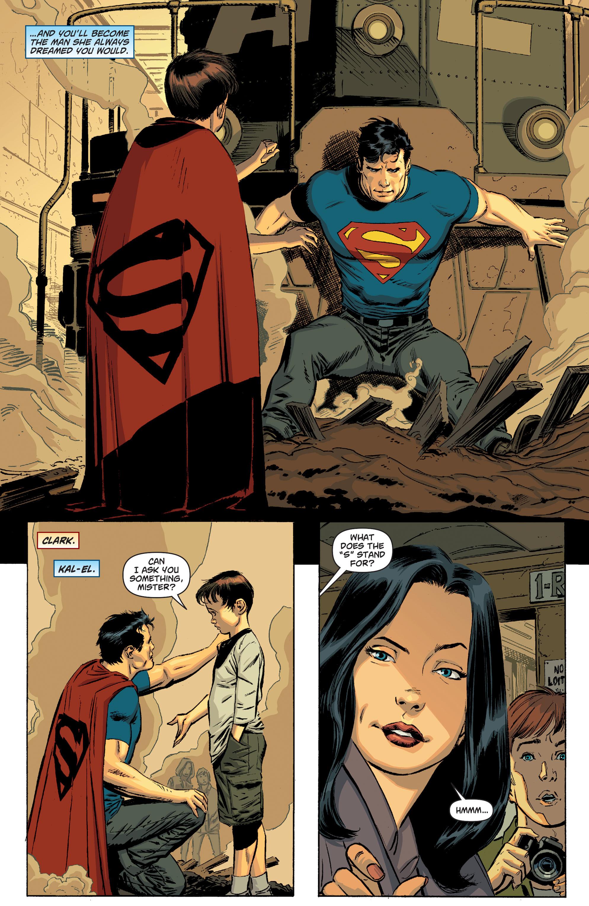 Read online Secret Origins (2014) comic -  Issue #1 - 12