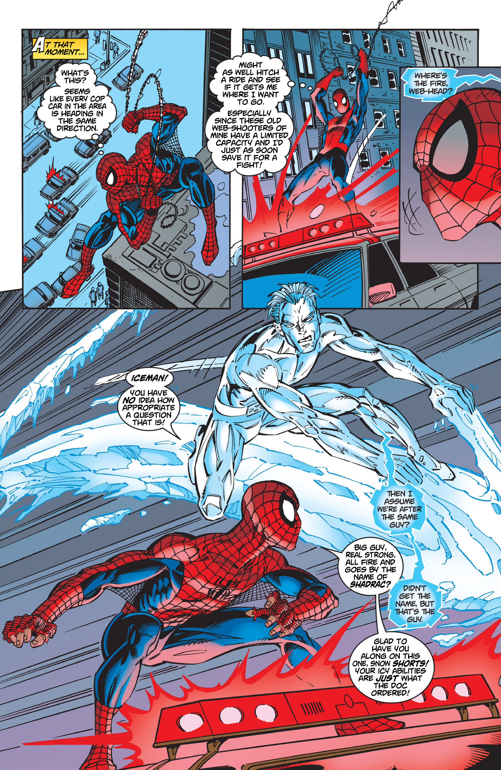 The Amazing Spider-Man (1999) 3 Page 12
