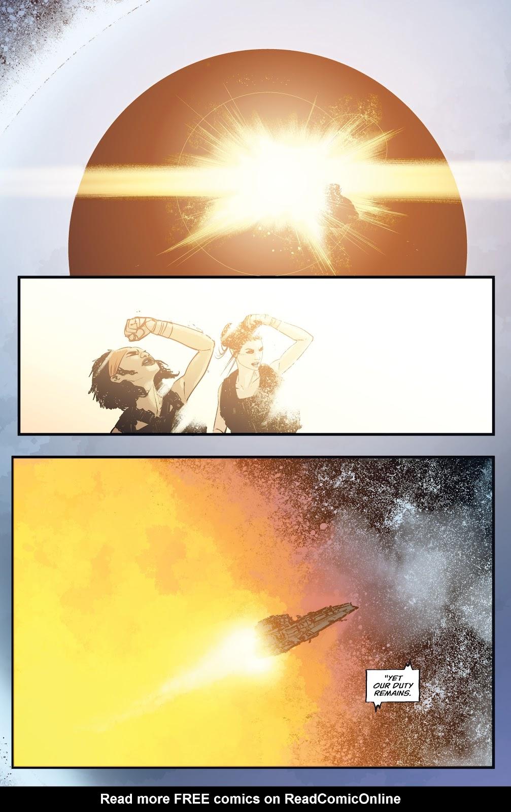 Read online Aliens: Resistance comic -  Issue #4 - 20