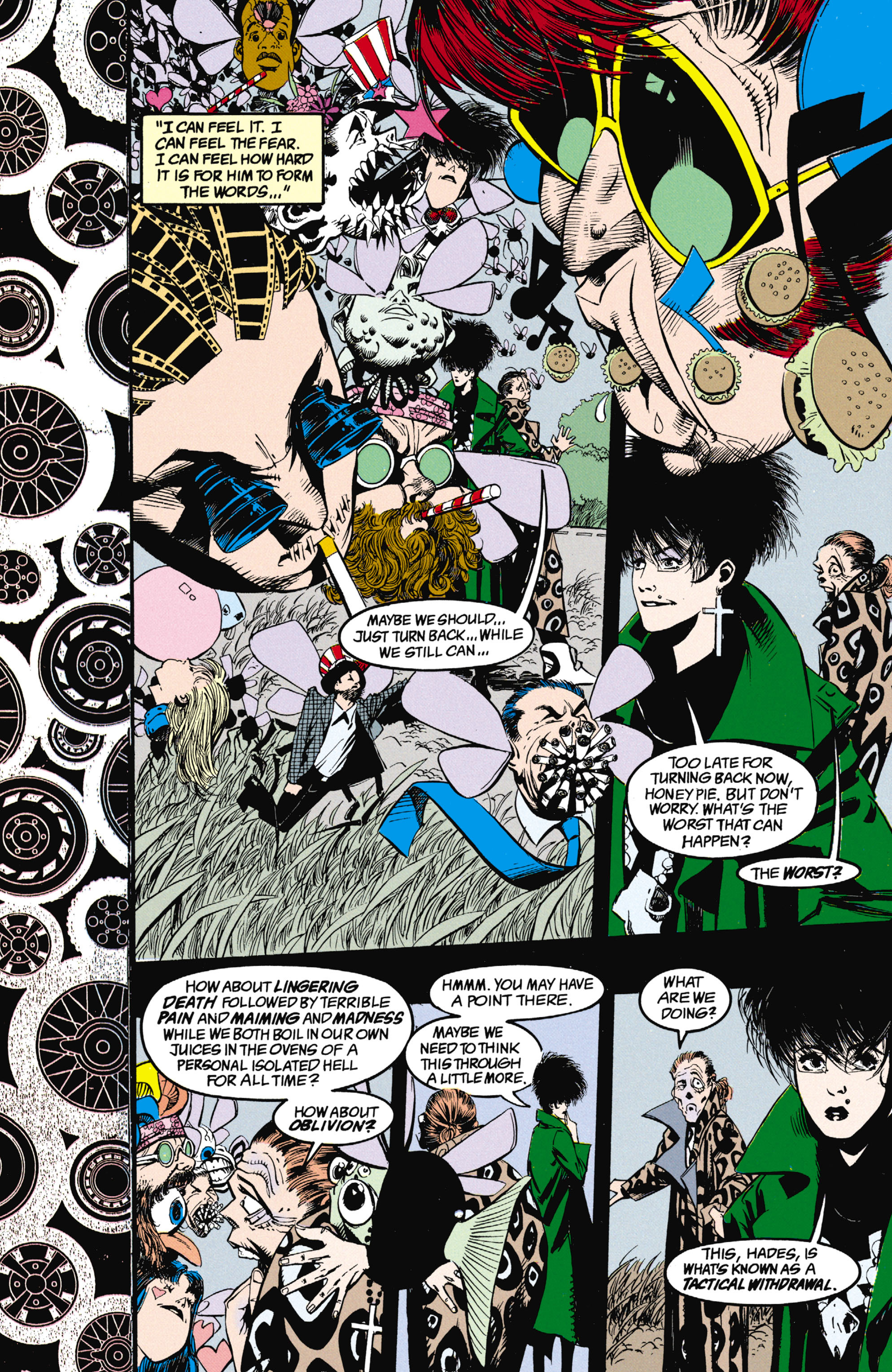 Read online Shade, the Changing Man comic -  Issue #25 - 2