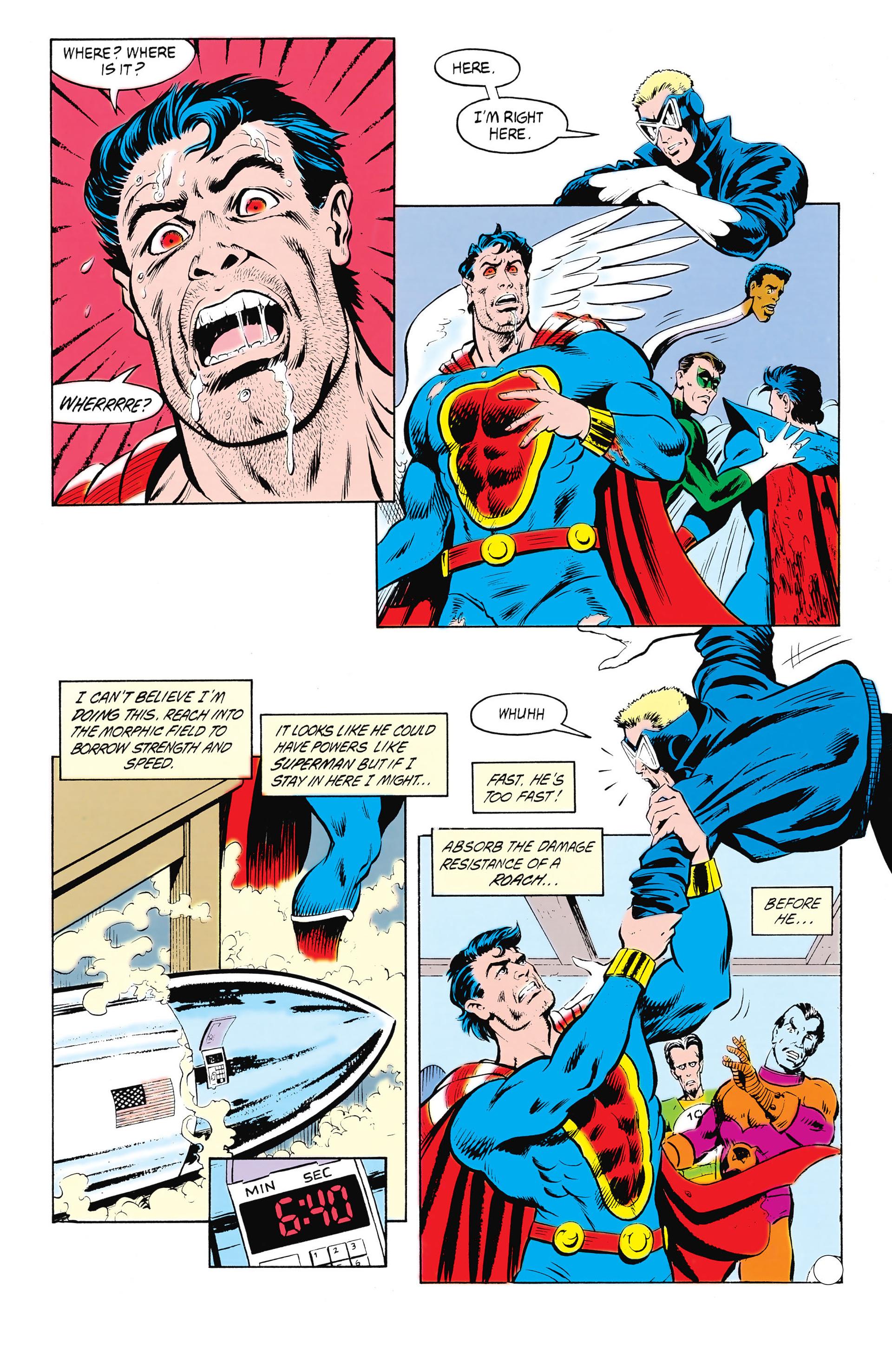Read online Animal Man (1988) comic -  Issue #24 - 11
