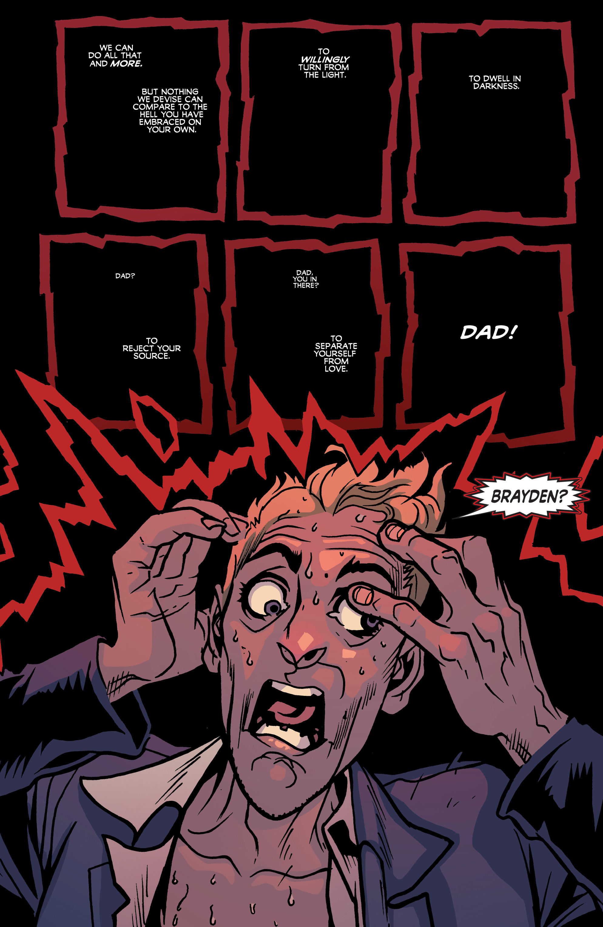Read online Blood Blister comic -  Issue #2 - 6