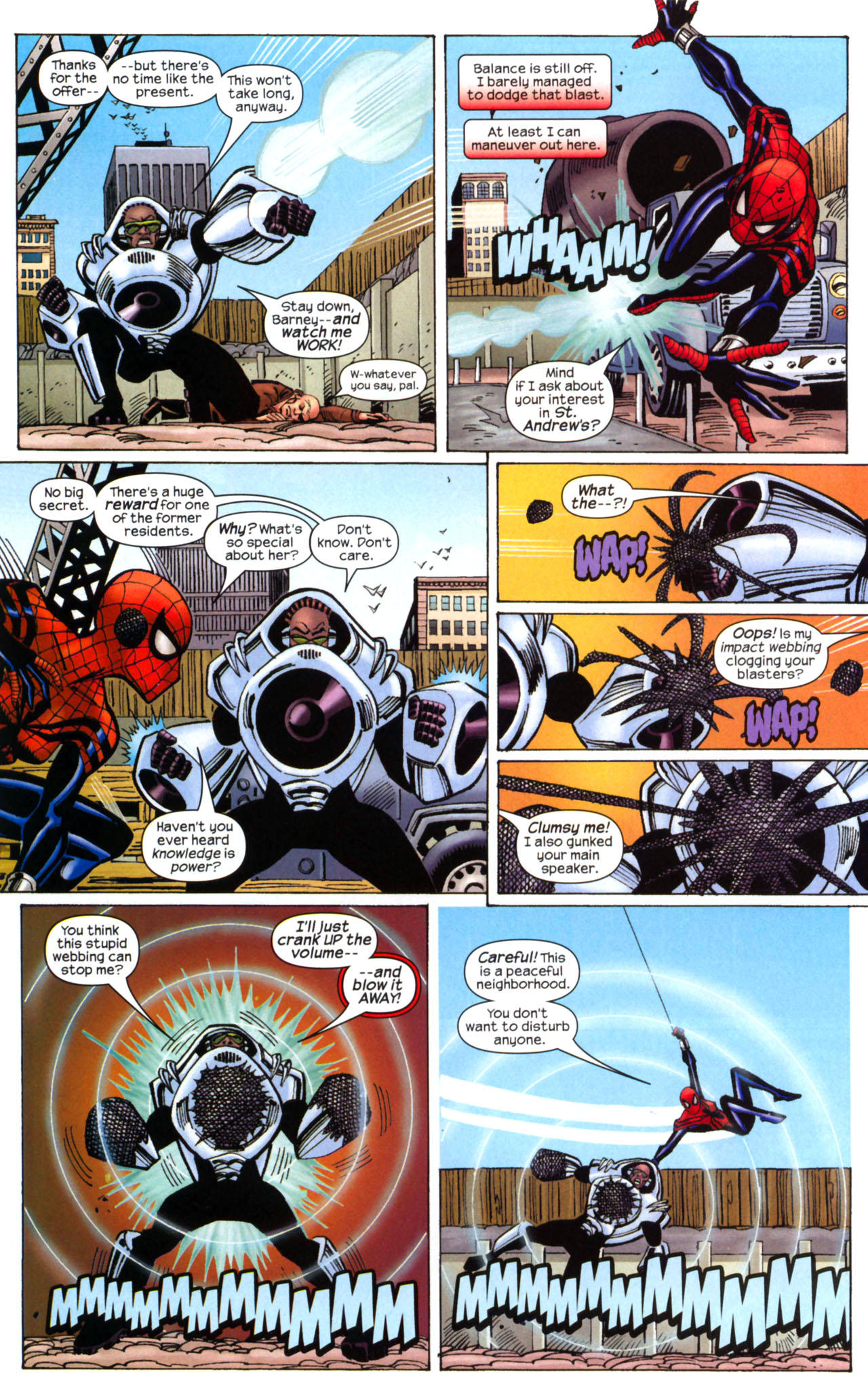 Read online Amazing Spider-Girl comic -  Issue #2 - 20