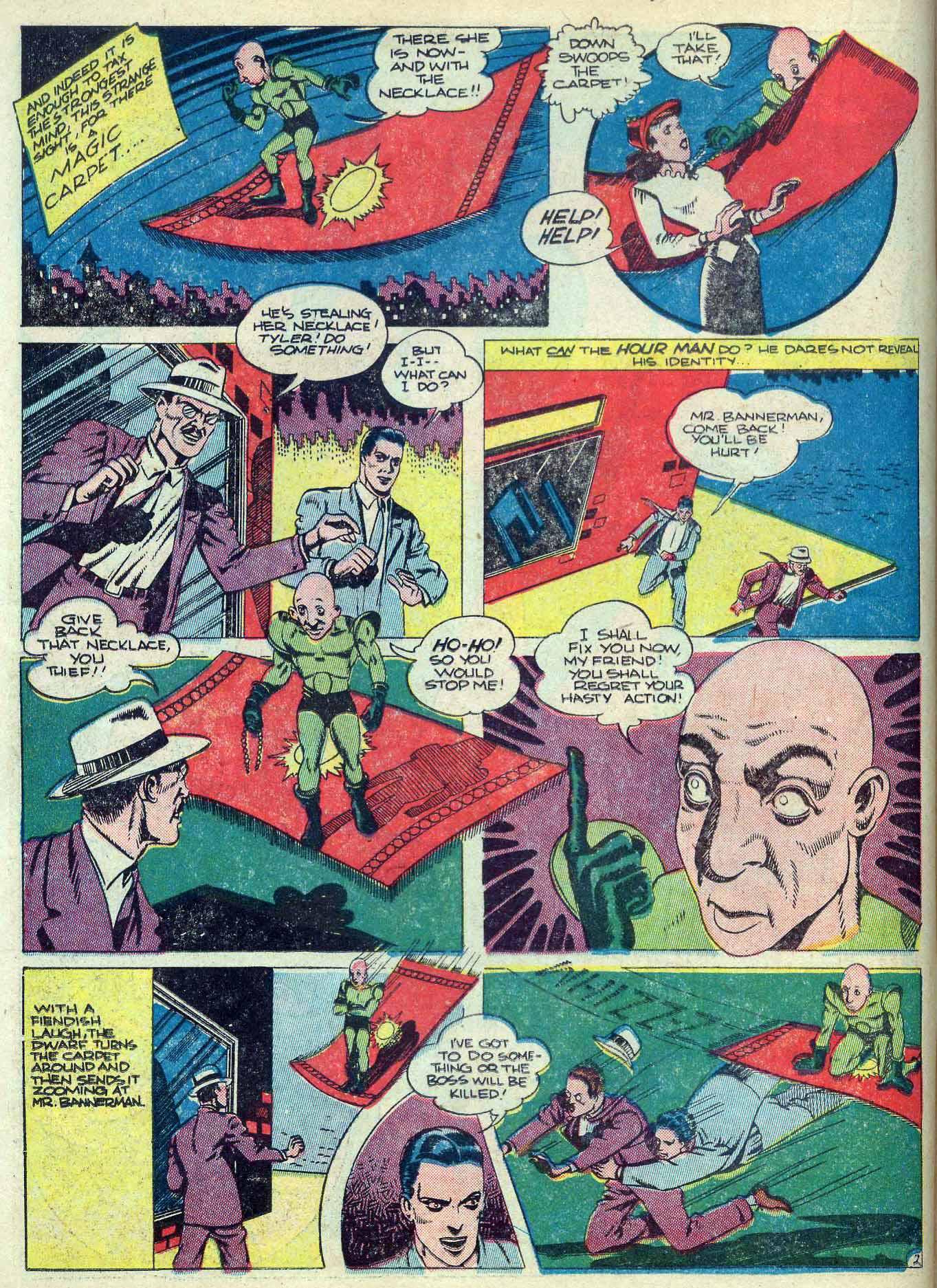 Read online Adventure Comics (1938) comic -  Issue #70 - 32