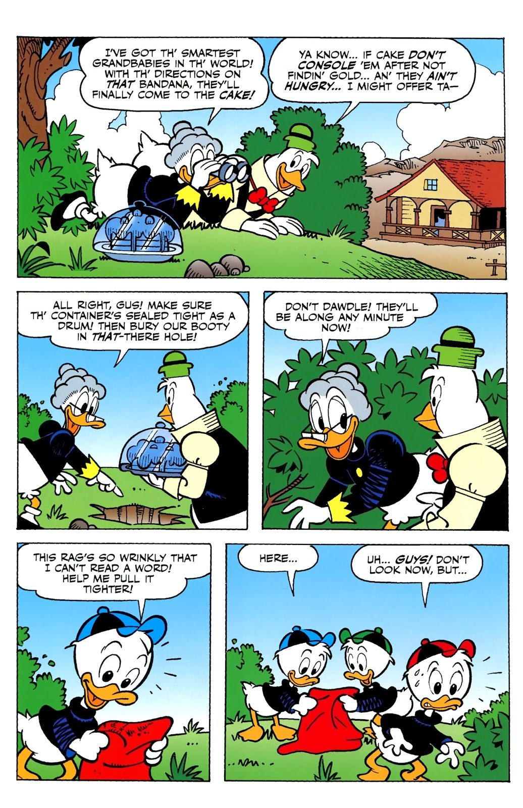 Walt Disney's Comics and Stories issue 730 - Page 30