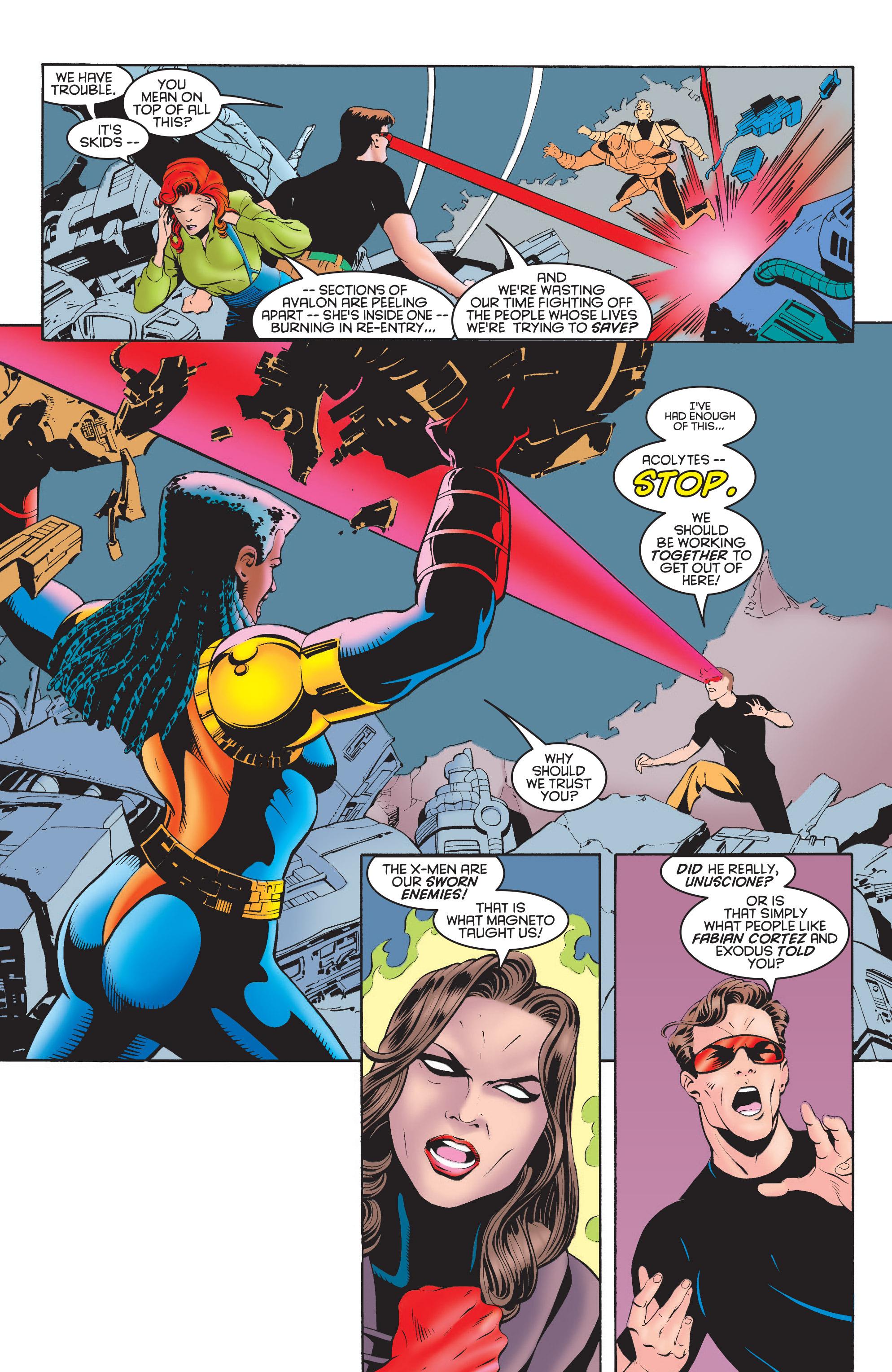 X-Men (1991) 43 Page 12