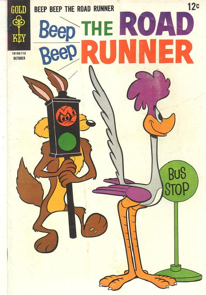 Beep Beep The Road Runner 5 Page 1