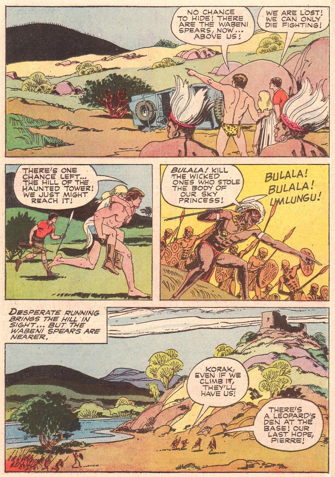 Korak, Son of Tarzan (1964) issue 38 - Page 13