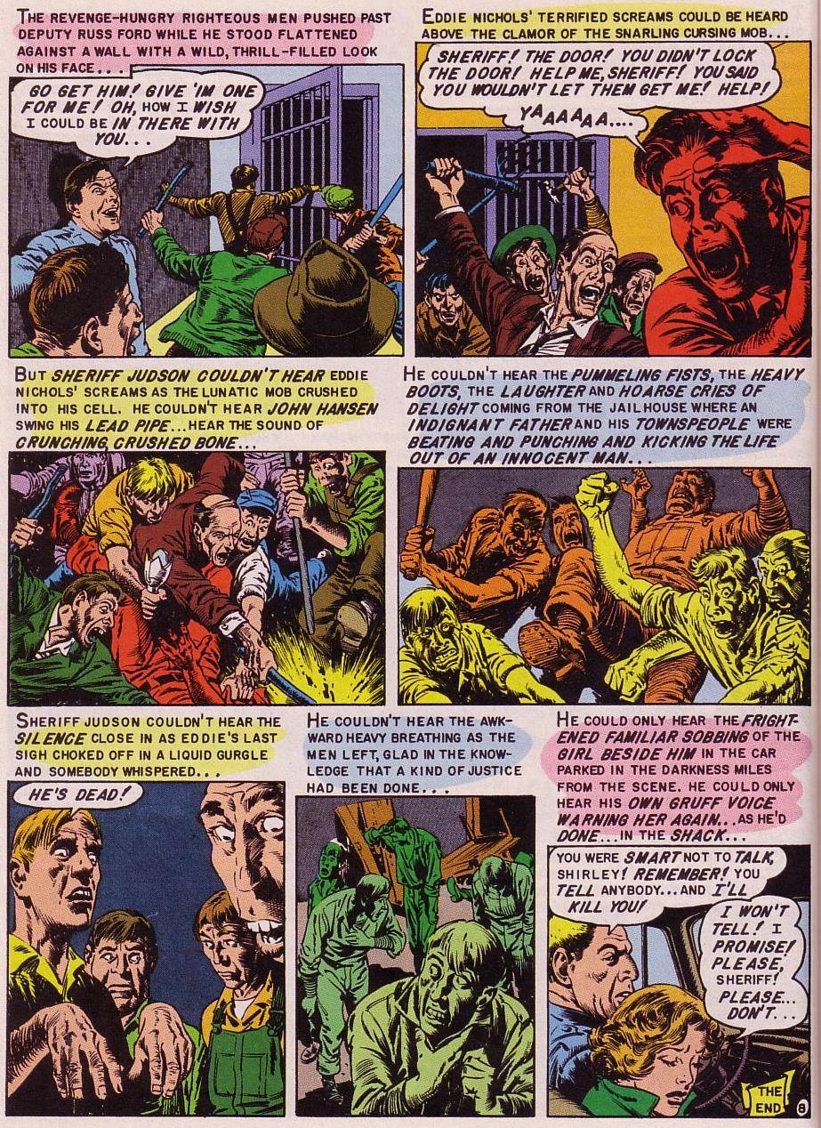 Read online Shock SuspenStories comic -  Issue #16 - 22
