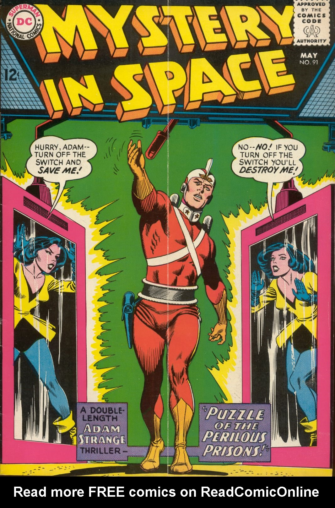 Mystery in Space (1951) issue 91 - Page 1