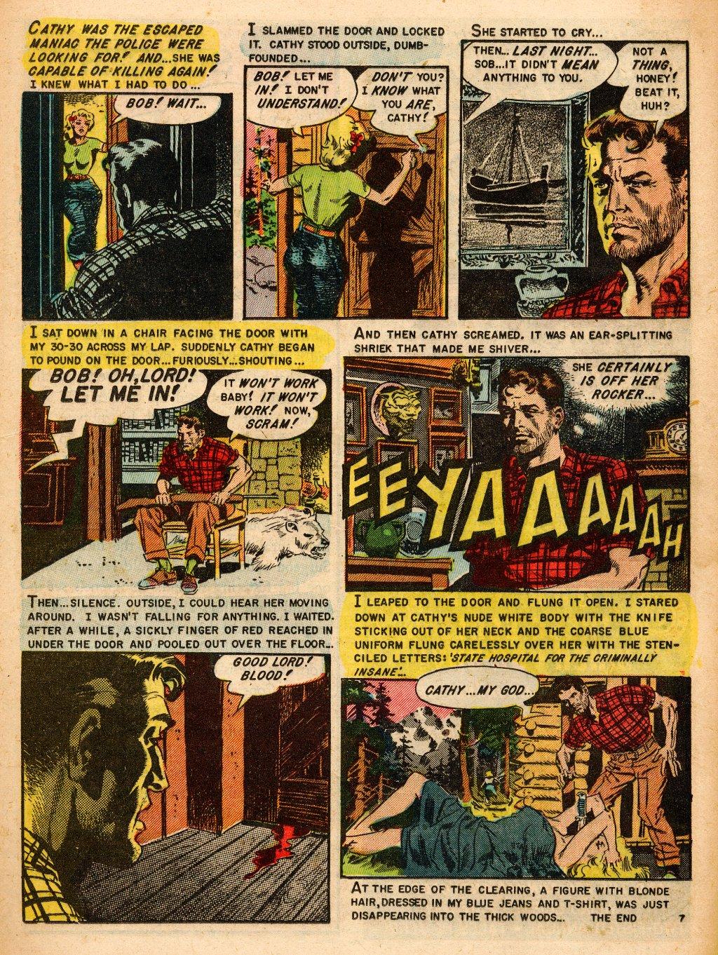 Read online Shock SuspenStories comic -  Issue #9 - 17