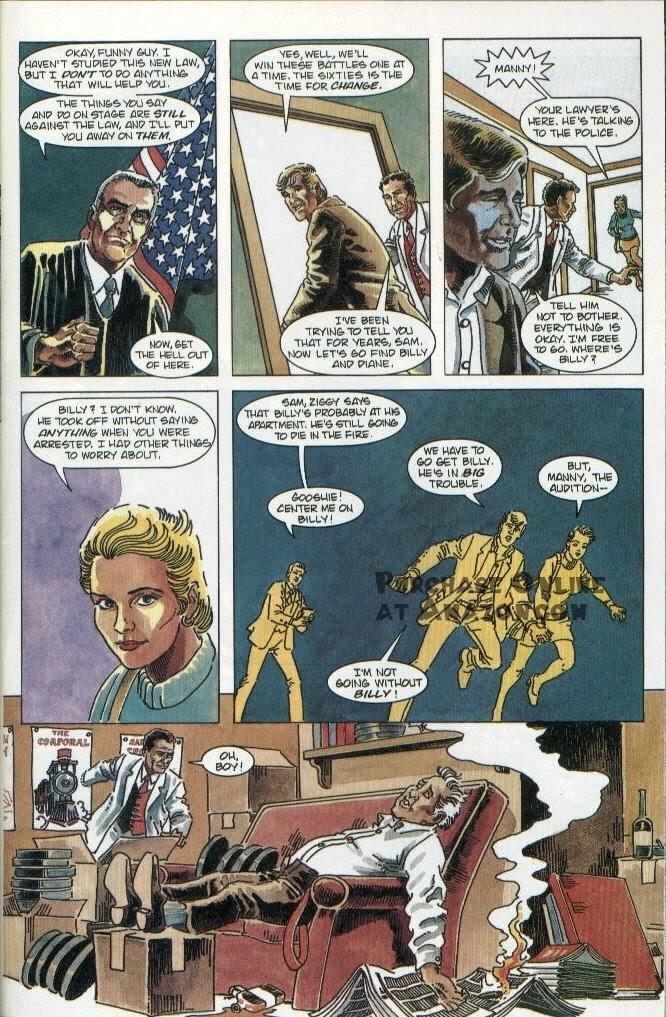 Read online Quantum Leap comic -  Issue #10 - 22