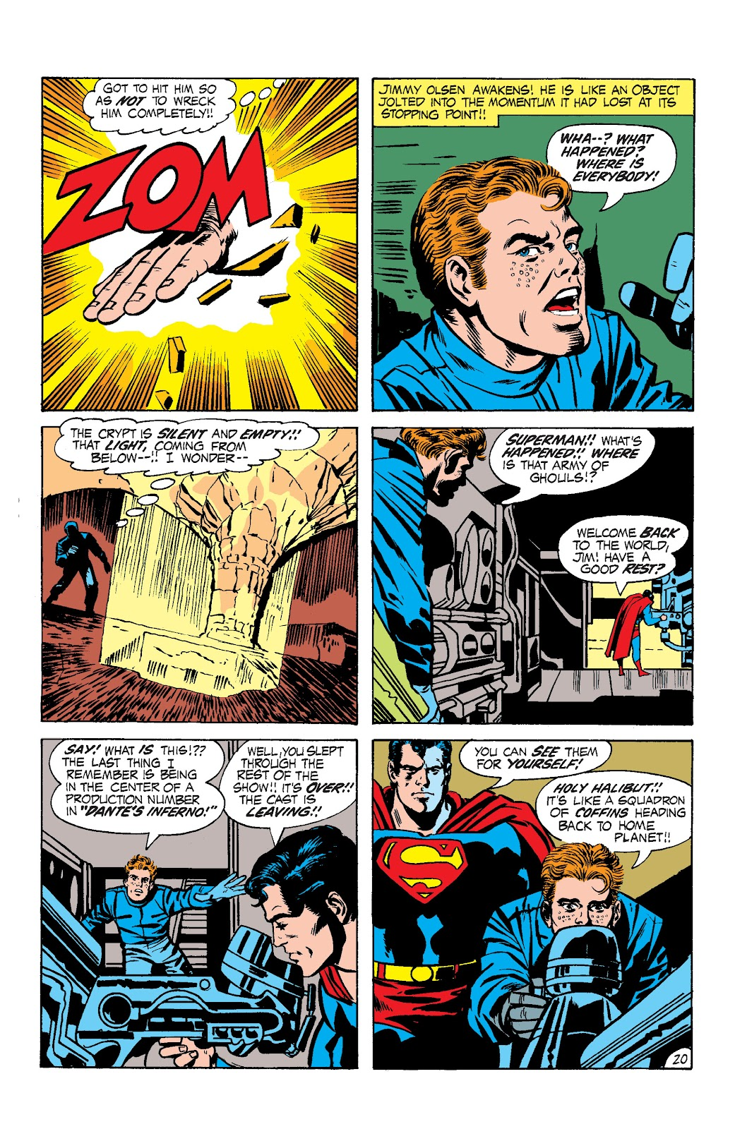 Read online Superman's Pal, Jimmy Olsen by Jack Kirby comic -  Issue # TPB (Part 3) - 34