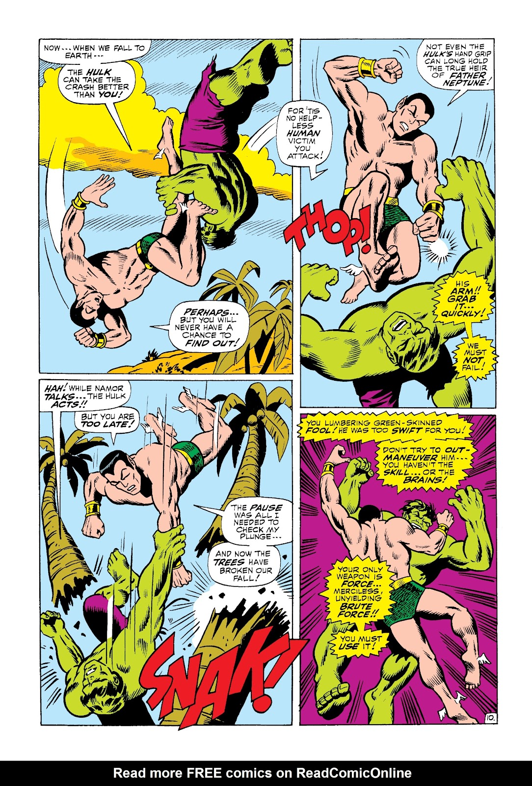 Read online Marvel Masterworks: The Incredible Hulk comic -  Issue # TPB 3 (Part 3) - 38