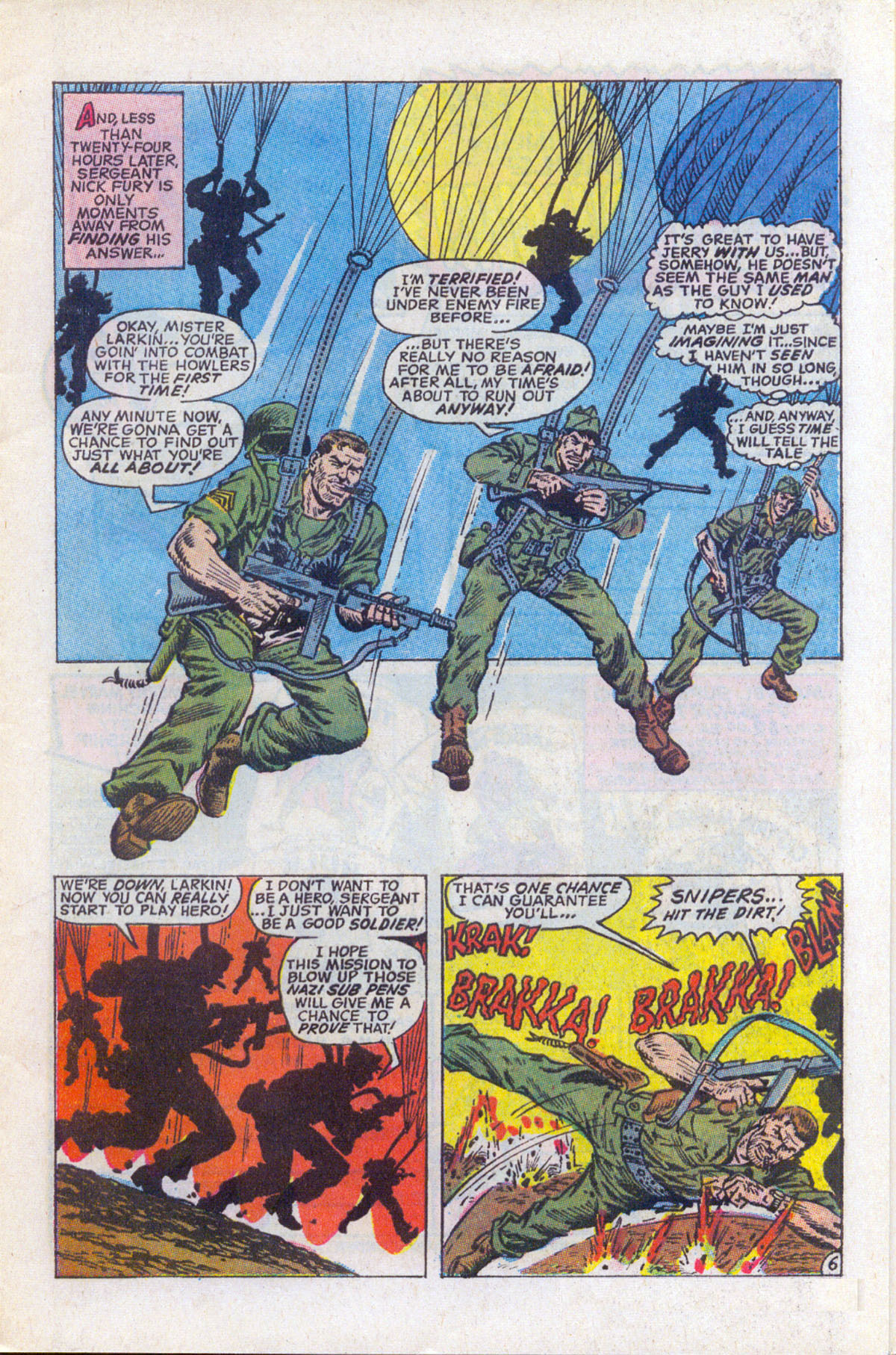 Read online Sgt. Fury comic -  Issue #159 - 8