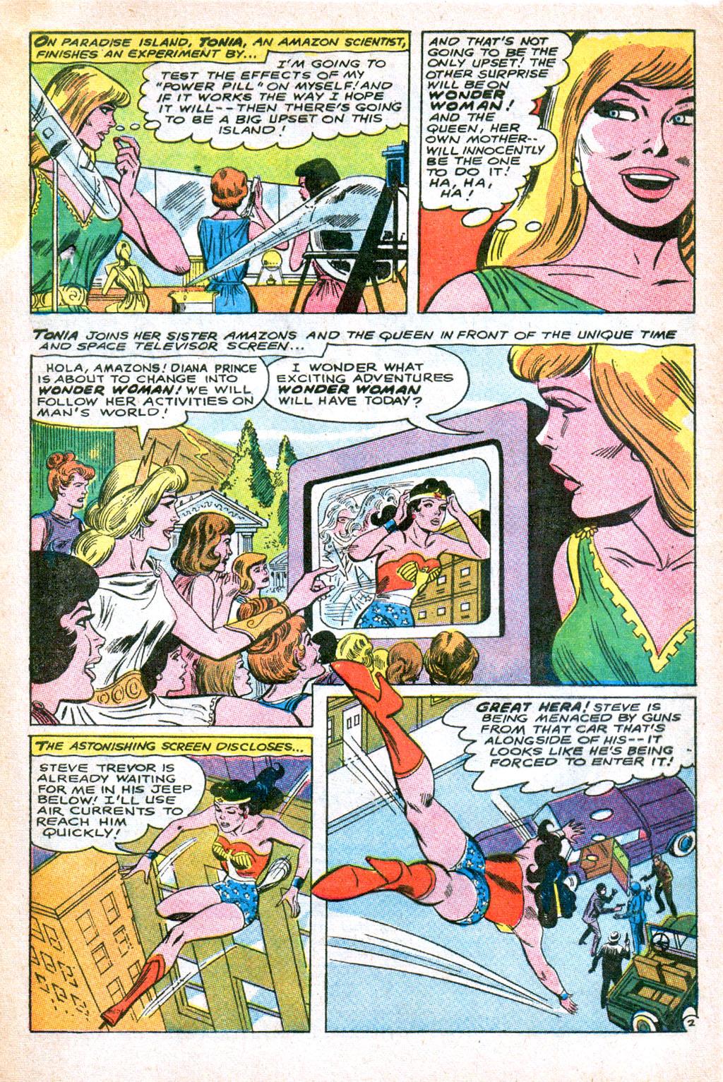 Read online Wonder Woman (1942) comic -  Issue #173 - 4