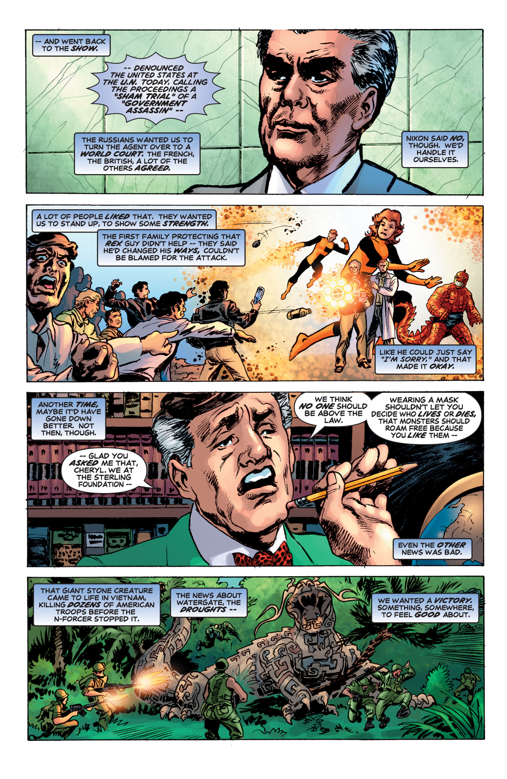 Read online Astro City: Dark Age/Book One comic -  Issue #2 - 21