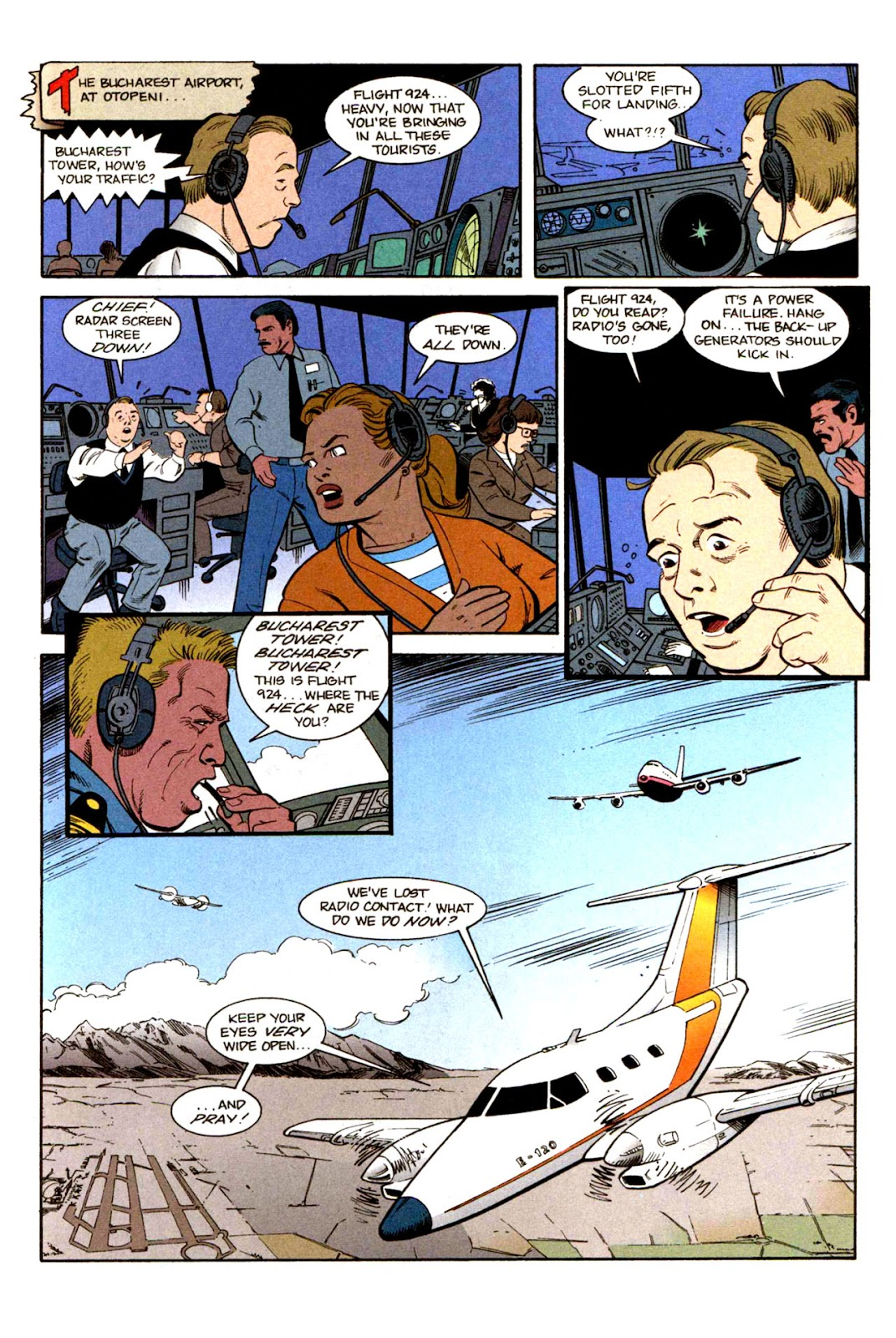 Read online The Real Adventures of Jonny Quest comic -  Issue #1 - 30
