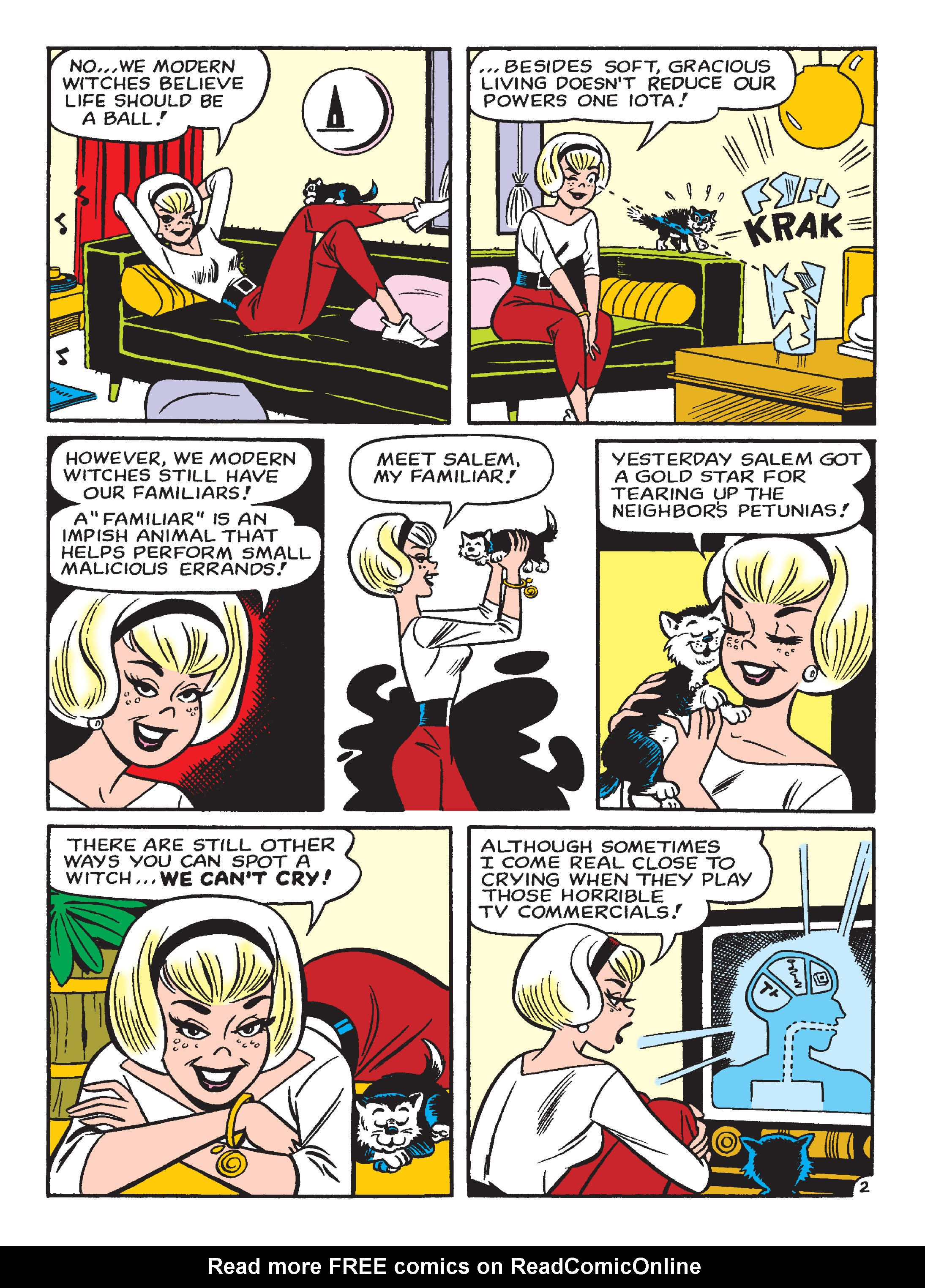 Read online Archie 75th Anniversary Digest comic -  Issue #3 - 99