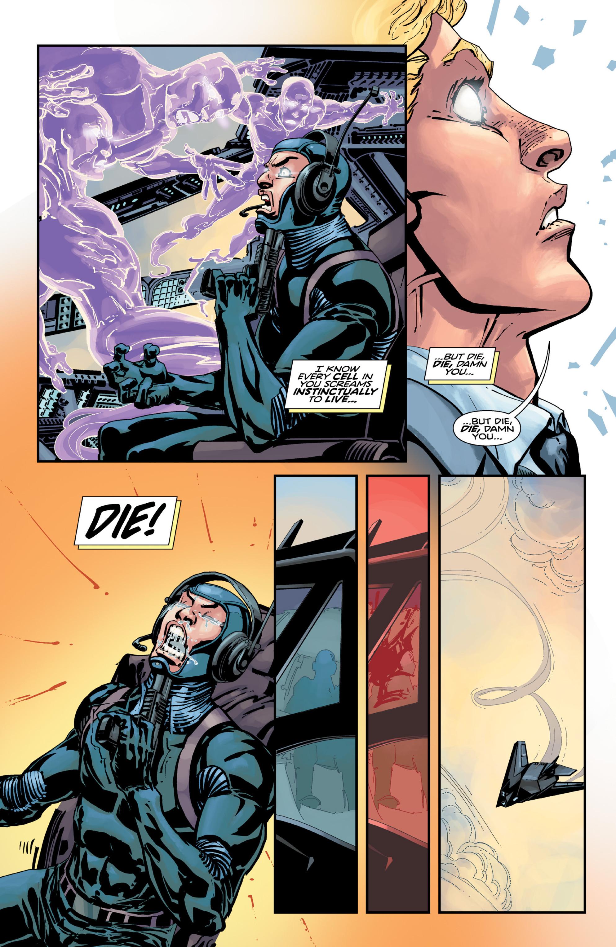 Read online Brain Boy:  The Men from G.E.S.T.A.L.T. comic -  Issue # TPB - 38