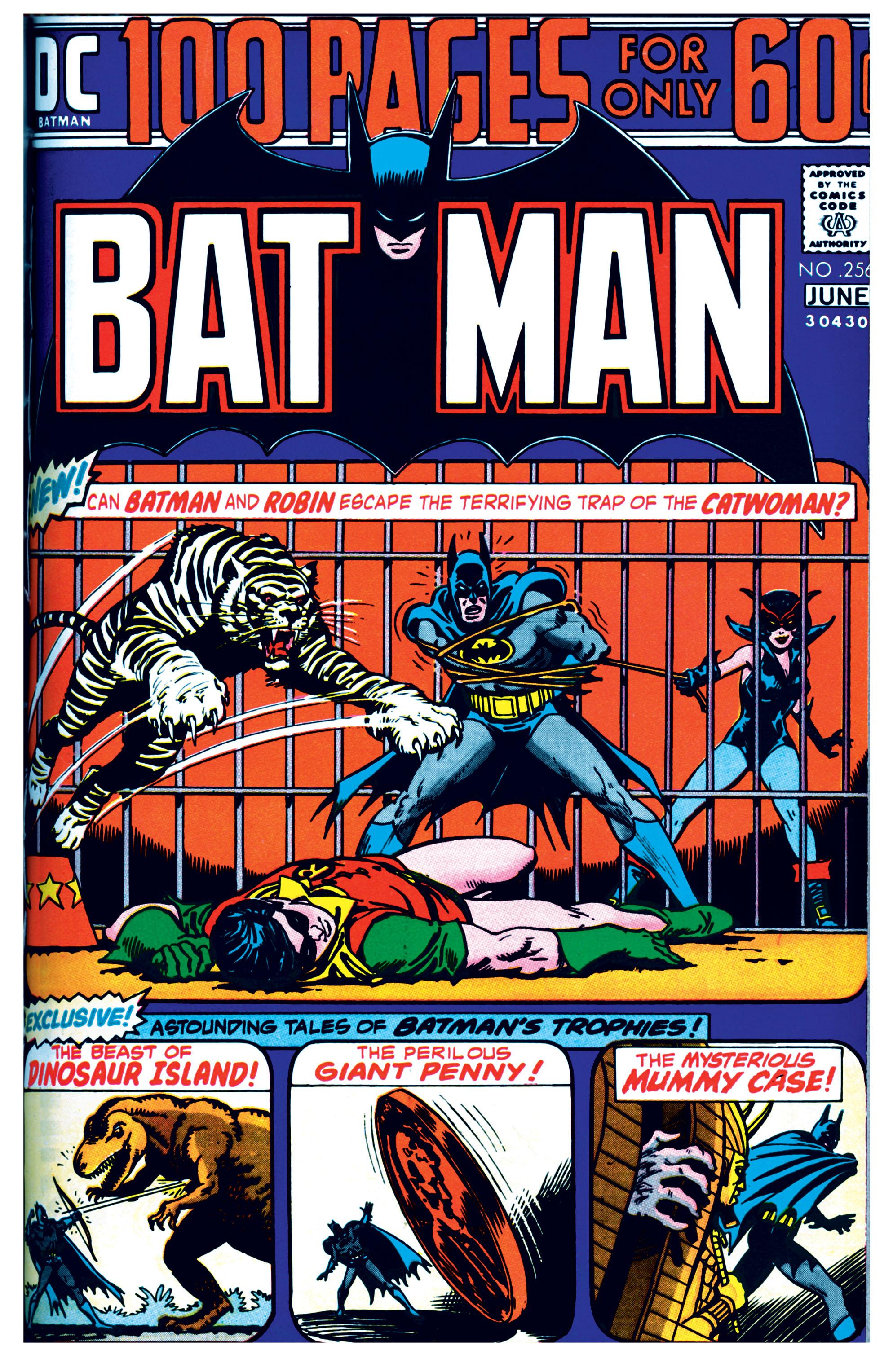 Batman (1940) 256 Page 1