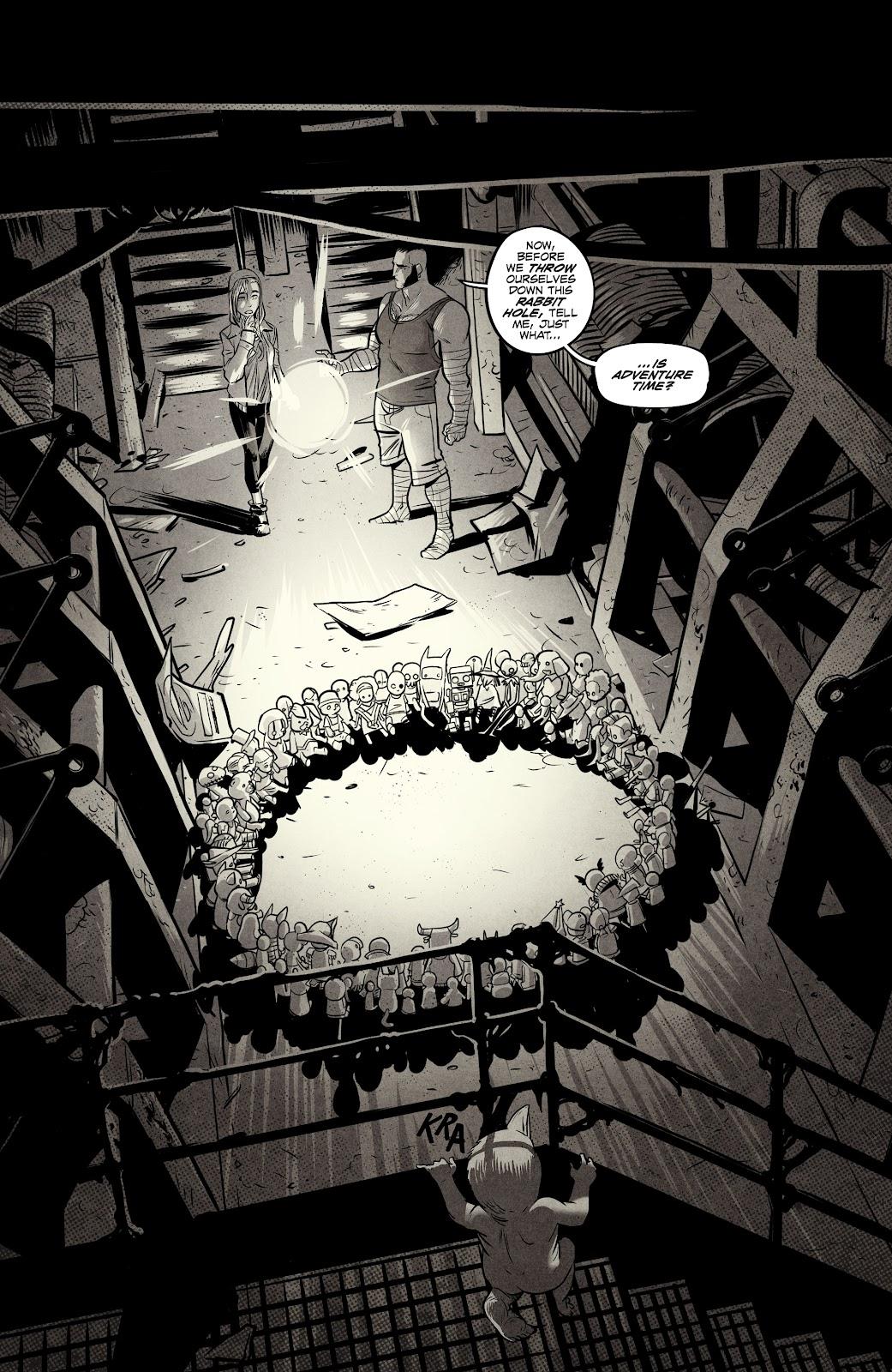 Read online Nomen Omen comic -  Issue #3 - 17