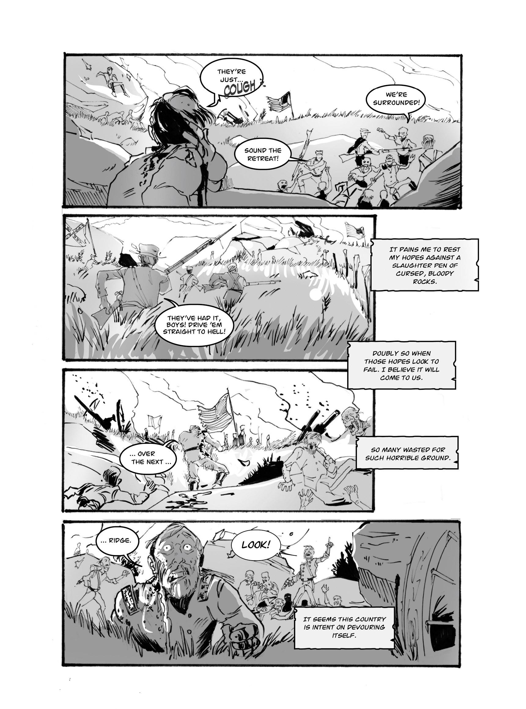 Read online FUBAR comic -  Issue #3 - 132