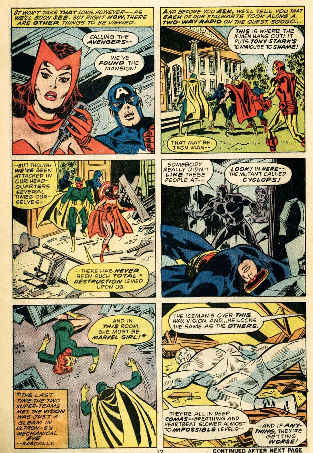 The Avengers (1963) 110 Page 9