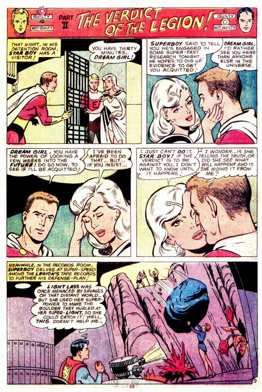Superboy (1949) issue 202 - Page 17